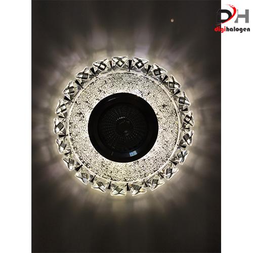 هالوژن کریستالی اس اچ لایتینگ کد 8208 (SH.LIGHTING)