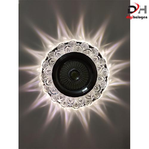 هالوژن طرح کریستالی اس اچ لایتینگ کد 505 (SH.LIGHTING)