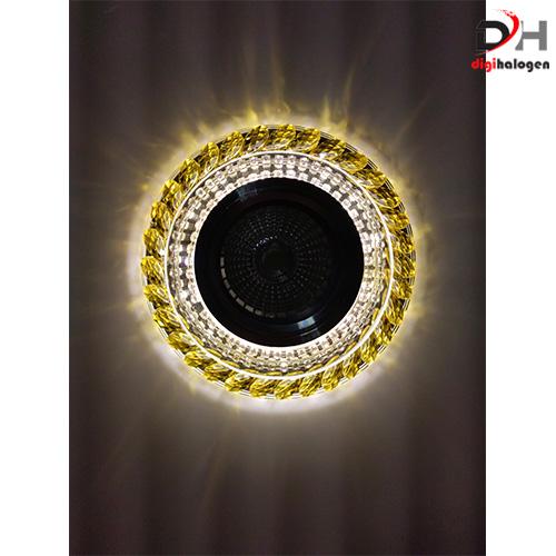 هالوژن کریستالی اس اچ لایتینگ کد 9053 (SH.LIGHTING)