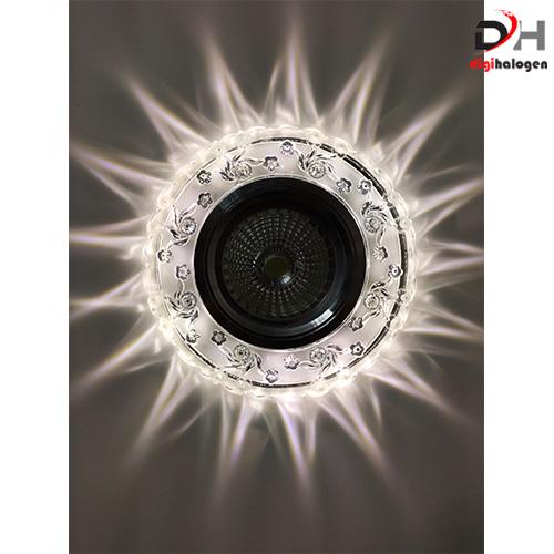 هالوژن طرح کریستالی اس اچ لایتینگ کد 507 (SH.LIGHTING)