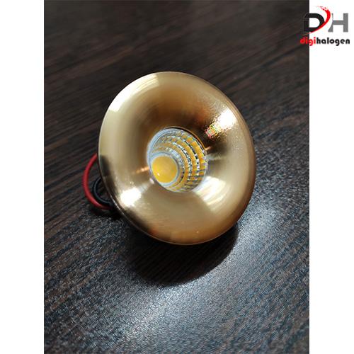 هالوژن پارکتی اس اچ لایتینگ رنگ طلایی کد 200 (SH.LIGHTING)