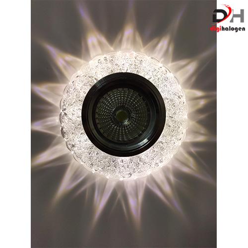 هالوژن طرح کریستالی اس اچ لایتینگ کد 508 (SH.LIGHTING)
