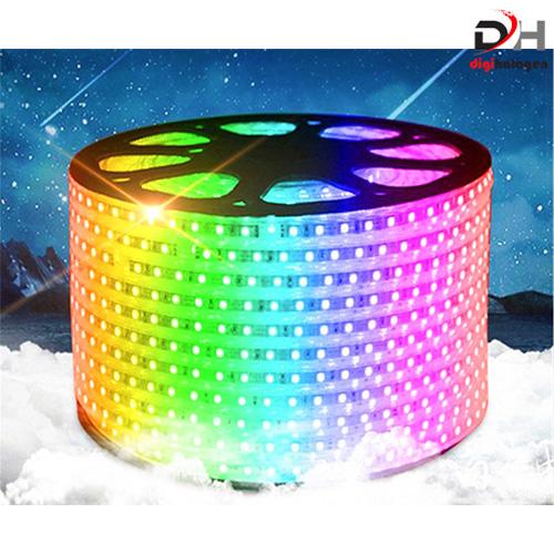ریسه شیلنگی 7 رنگ RGB