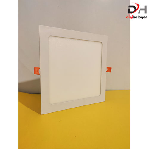 پنل ال ای دی توکار 18 وات یکتا افروز مدل مربع