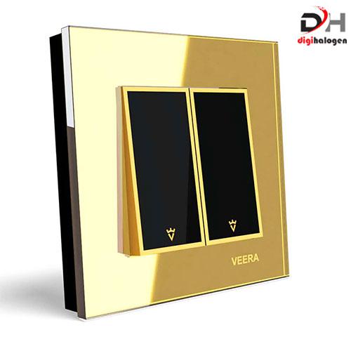 کلید دو پل امگا طلایی ویرا (VEERA)