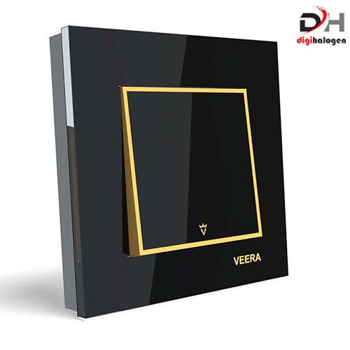 کلید یک پل امگا مشکی ویرا (VEERA)
