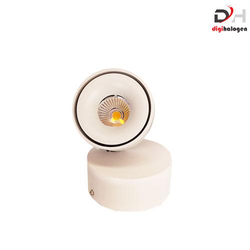 چراغ دایره روکار 360 درجه اس اچ لایتینگ