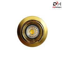 هالوژن آلومینیومی طلایی شعاع کد SH-A918