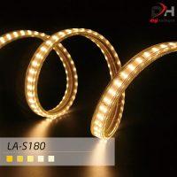 شیلنگ نوری دو ردیفه لوپ لایت مدل LA-S180