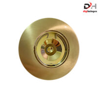 هالوژن آلومینیومی طلایی مات کد DHB300